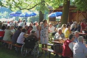 Grillfest am 15.08.2009