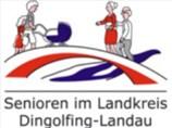 Logo Senioren im Landkreis Dingolfing-Landau